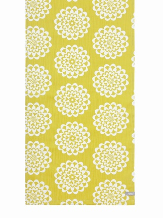 Lycka Tablerunner - Yellow Kitchen > Tablecloths & runners