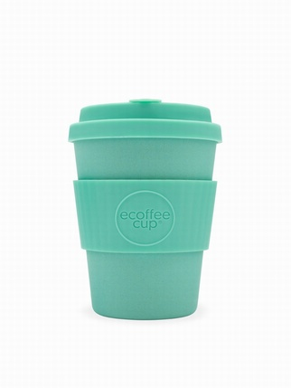 INCA 12OZ REUSABLE BAMBOO COFFEE CUP Kitchen > Cups & Jugs