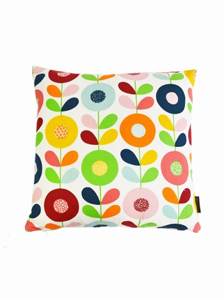 Swedish fabric cushion cover - Cirkelblooma Living > Cushion covers