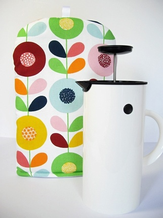 Kinnamark  Coffee Cafetiere/Press Cosy - Cirkelblooma Kitchen > Cafetiere Cosy