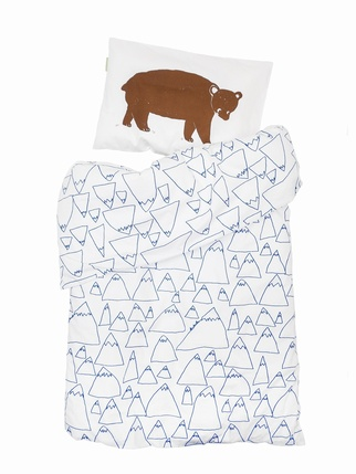 Fine little day Bruno crib/cot bedding Kids > Bedding