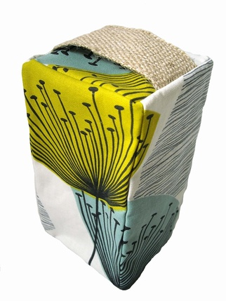 Dandelion clocks fabric doorstop - Chaffinch Living > Doorstops