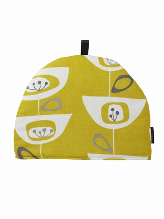 Seedhead Tea cosy - Yellow Kitchen > Tea Cosies