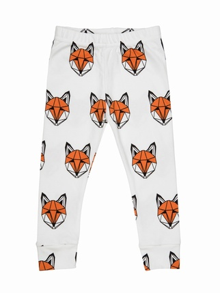 Tobias & the Bear - Just call me Fox leggings Clothing kids collection > leggings/Joggers