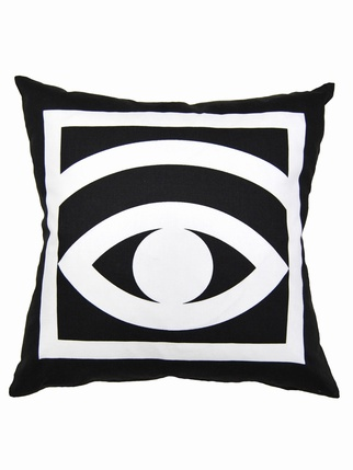 Olle Eksell cushion - Black Living > Cushion covers