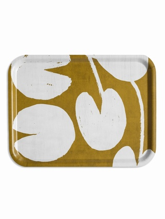 Fine Little day Lily Tray - Mustard Kitchen > Trays