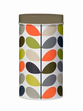 Orla Kiely Multi stem storage canister Kitchen > Storage