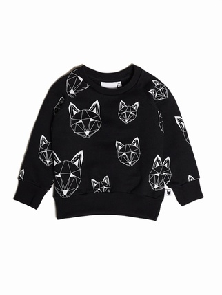 Tobias & the Bear Just call me Fox MULTI Sweatshirt Clothing kids collection > Jumper/Sweatshirts