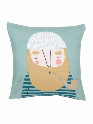 Spira Friends cushion - Ebbot Living > Cushion covers