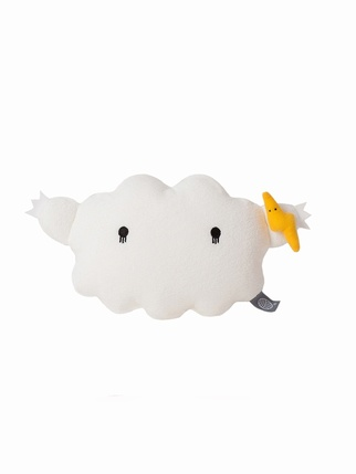 Noodoll Plush Small Ricestorm White Kids > Toys