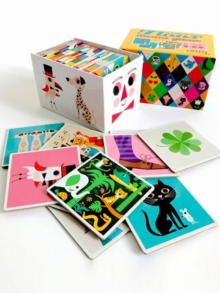 Omm Design - Floor memo game Kids > Toys