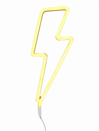 Lightning Bolt Neon light Kids > Lighting