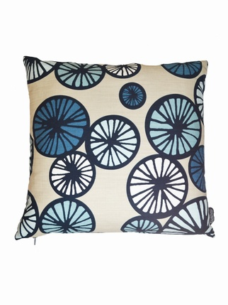 Taro Cushion cover - Blue Living > Cushion covers