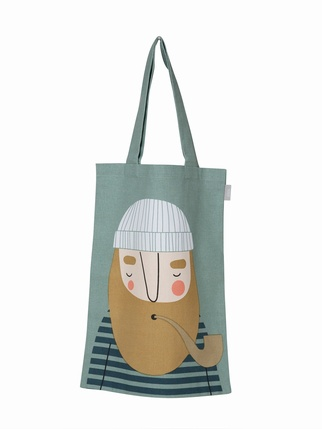 Spira Friends Tote Bag - Ebbot Living > Bags
