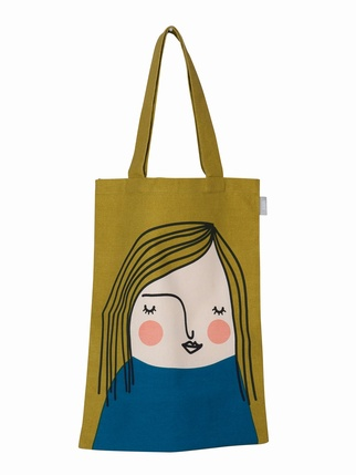Spira Friends Tote Bag - FrankSpira Friends Tote Bag - FrankSpira Friends cushion - Renate Living > Bags