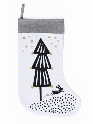 SALE - Wee Gallery - Christmas Tree Stocking Living > Christmas