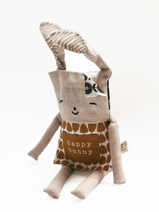 Wee Gallery - Flippy Friends - Rabbit Kids > Toys