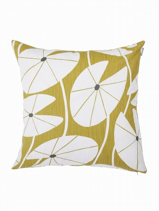 Large Grodblad cushion  - Mustard Living > Cushion covers