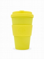 Like a Boss 14oz reusable Bamboo Coffee cup