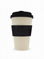 NATURE 14OZ REUSABLE BAMBOO COFFEE CUP