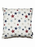 Retro Stars Cushion cover