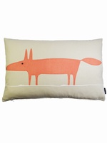 SCION Mr Fox cushion cover - Beige