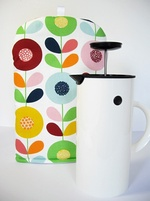 Kinnamark  Coffee Cafetiere/Press Cosy - Cirkelblooma