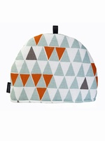 Spira fabric Jaffa Tea Cosy - Blue