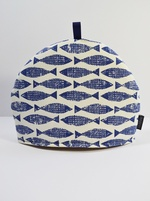 Scion Samaki fish tea cosy - Ink