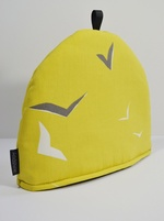 Scion Flight Tea cosy - Yellow