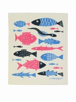 Klippan Swedish Fish dishcloth