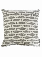 Scion Samaki cushion cover - Grey