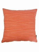 Lines cushion cover - Coral