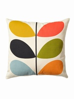 Orla Kiely Multi stem cushion
