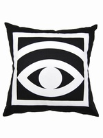 SALE - Olle Eksell cushion - Black
