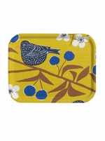 Almedahls Cherry bird small Tray