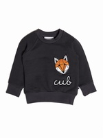 Tobias & The Bear Badge Sweatshirt