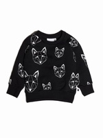 Tobias & the Bear Just call me Fox MULTI Sweatshirt