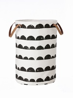 SALE - Ferm Living half Moon Laundry Basket