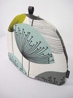 Sanderson Dandelion Clocks Tea Cosy - Chaffinch