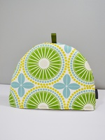 Tile Tea Cosy - Green