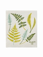 Fern Swedish dishcloth