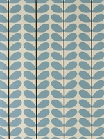 Orla Kiely Two colour stem - Powder Blue