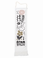 Canvas Growth Chart – Bloom