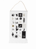SALE - Wee Gallery - House advent calendar